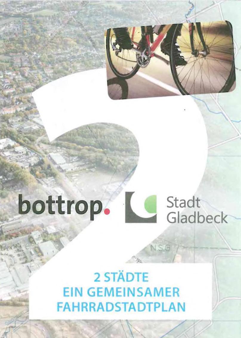 Bild des Fahrradstadtplan